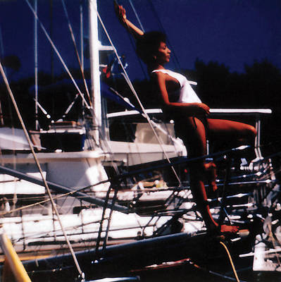 Photograph - Boating by Johnny Sandaire