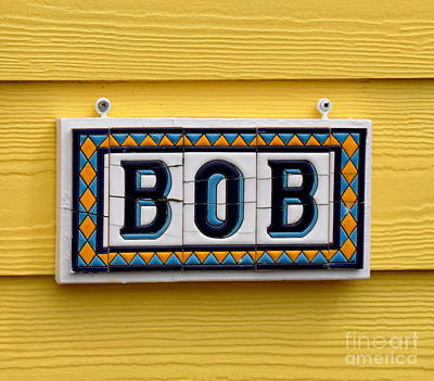 BOB Art Print by Tanya  Searcy
