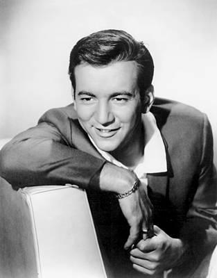 Crooner Photograph - Bobby Darin, C. Mid-1950s by Everett