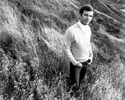 Bobby Vee, Ca. 1968 Art Print by Everett