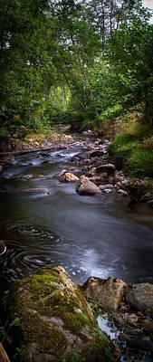 Photograph - Boblainy River by Joe Macrae