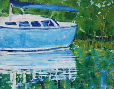 Painting - Boca Bayou by Tara Moorman