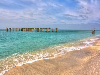 Photograph - Boca Grande Broken Bridge by Jenny Ellen Photography