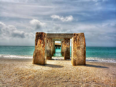 Photograph - Boca Grande Ruins In Paradise by Jenny Ellen Photography
