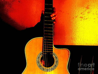 Black By Playing Photograph - Bodega by Joe Jake Pratt