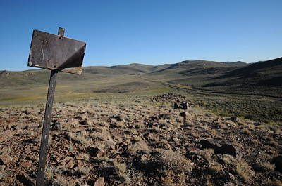 Ghost Town Photograph - Bodie 01 by Earl Bowser