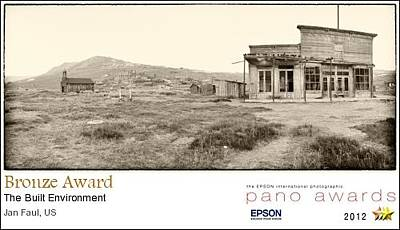 Photograph - Bodie Hotal by Jan W Faul