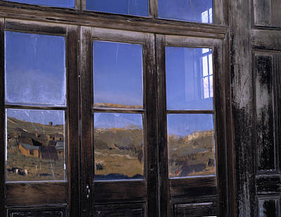 Photograph - Bodie Reflected by John Farley