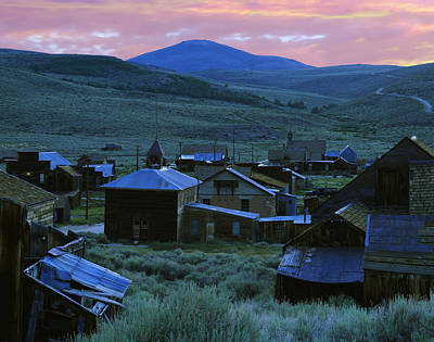 Photograph - Bodie Twilight by John Farley