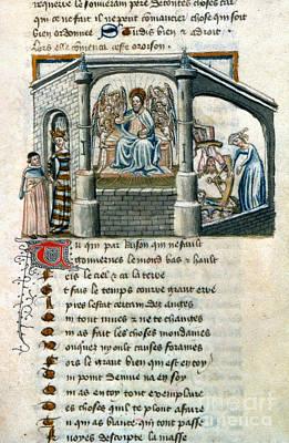 Photograph - Boethius (c480-524) by Granger