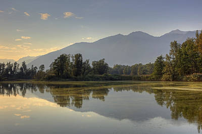 Nature Conservation Photograph - Bolle Di Magadino - Ticino by Joana Kruse