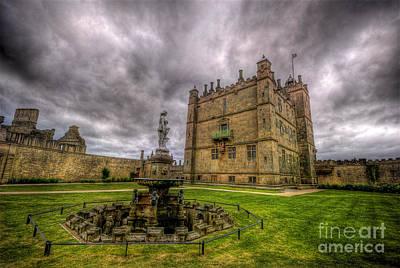 Photograph - Bolsover Castle And Garden by Yhun Suarez