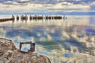Photograph - Bombay Beach by Hugh Smith