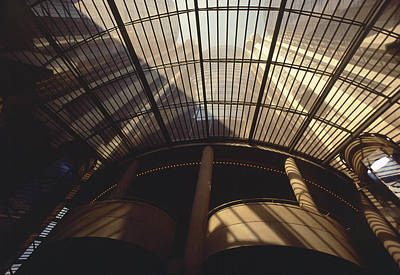 Photograph - Bonaventure Hotel by Mark Greenberg