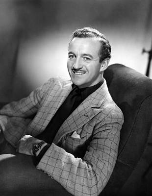 1948 Movies Photograph - Bonnie Prince Charlie, David Niven, 1948 by Everett