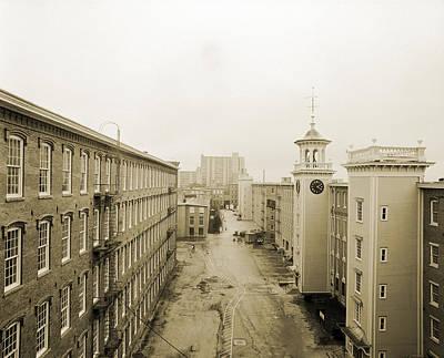 Boott Clock Tower Original