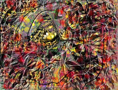 Born Art Print by Rufus Rafft