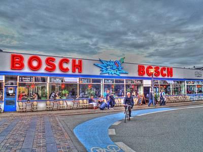 Bosch Art Print by Barry R Jones Jr