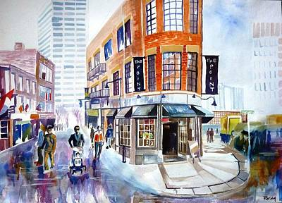 Digital Art - Boston by Parag Pendharkar