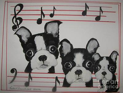 Boston Pops Art Print