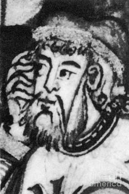 Boethius Photograph - Bo�thius, Medieval Philosopher by Science Source