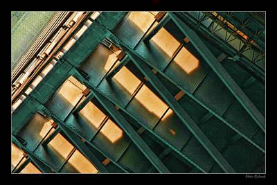 Photograph - Bottom Bay Bridge by Blake Richards