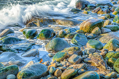 Photograph - Boulder Splash by Susan Cole Kelly