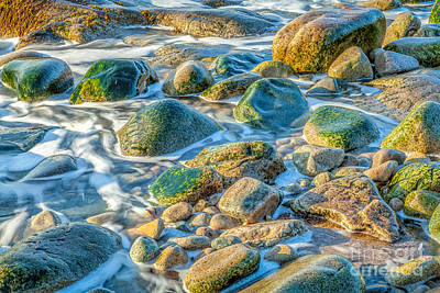 Photograph - Boulder Tide by Susan Cole Kelly