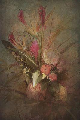 Ginger Digital Art - Bouquet by Jeff Burgess