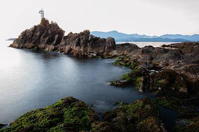 Photograph - Bowen Island by Wesley Allen Shaw