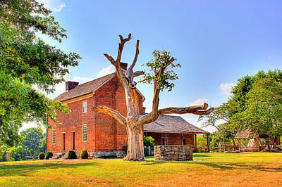 Photograph - Bowen Plantation House 003 by Barry Jones