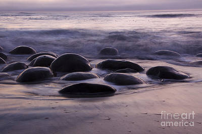 Photograph - Bowling Ball Beach 2 by Bob Christopher