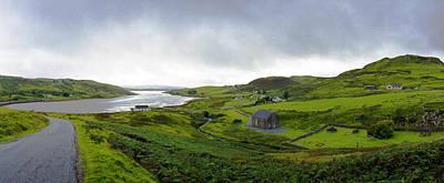 Bracadale Church - Skye Original by Jan W Faul