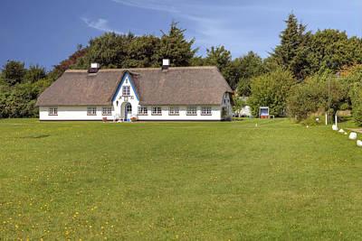 Friesland Photograph - Braderup - Sylt by Joana Kruse