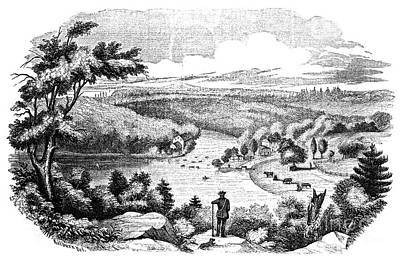 Brandywine Battlefield Print by Granger