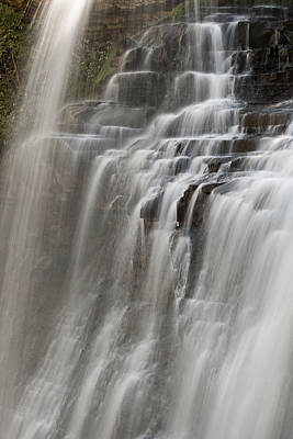 Photograph - Brandywine Falls II by Dale Kincaid