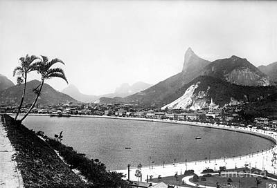 Brazil: Rio De Janeiro Art Print