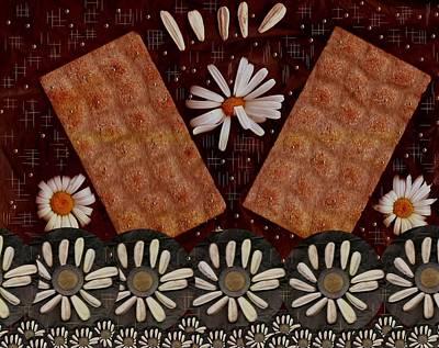 Bread And Summer Art Print