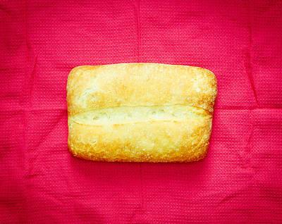Bread Art Print by Tom Gowanlock