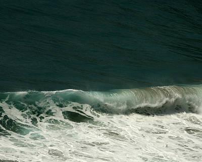 Waves Photograph - Breaker by Gregory Scott
