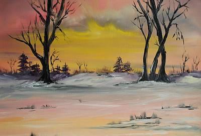 Breaking Dawn Art Print by James Higgins