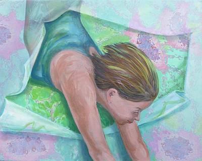 Breaking Free Art Print by Diane Nelson
