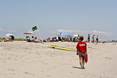 Photograph - Breezy Point Beaches by Ann Murphy