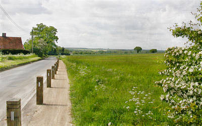 Digital Art - Bressingham Spring by Carl Licence