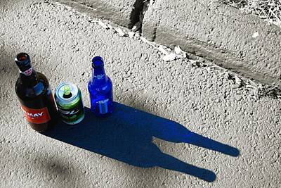 Photograph - Brew Shadows by JAMART Photography