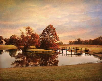 Photograph - Brian's Bridge by Jai Johnson