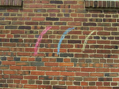 Photograph - Brick Wall by Todd Sherlock