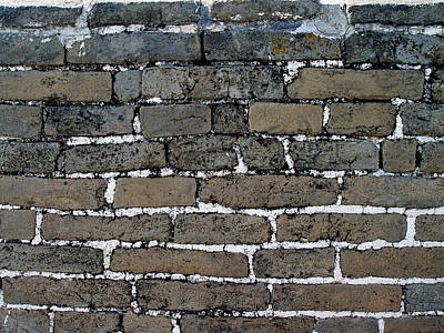 Photograph - Bricks by Robert Knight