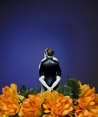Bridal Bliss Art Print by Dexter Fassale