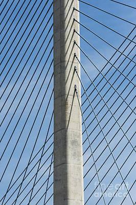 Absract Photograph - Bridge Abstract by John Greim
